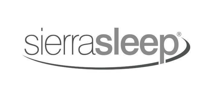 Ferguson's Furniture sells Sierra Sleep by Ashley bedding brand.